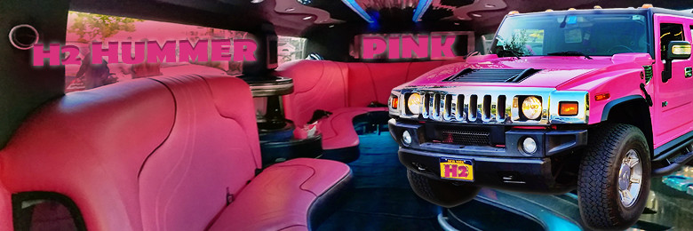 Pink Limo New York Pink Hummer Limo For Prom Sweet - Pink hummer limo long island